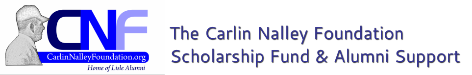 Carlin Nalley Foundation Scholarship & Alumni Support